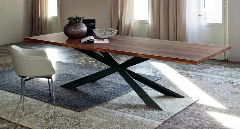 Tavoli design paoletti arredamenti frascati for Design tavoli