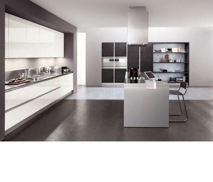 Cucine Sospese Moderne ~ Ispirazione design casa