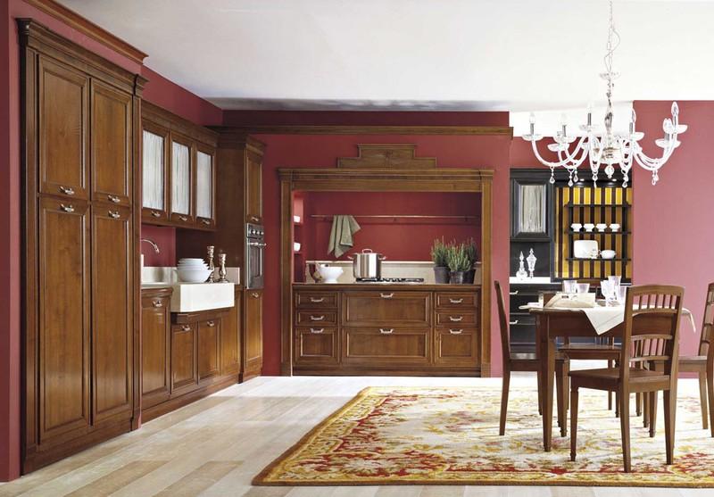 Cucine classiche paoletti arredamenti frascati for Arredamenti frascati