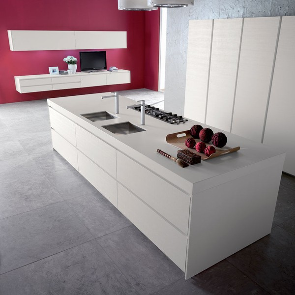 Cucine moderne paoletti arredamenti frascati - Cucine del tongo ...