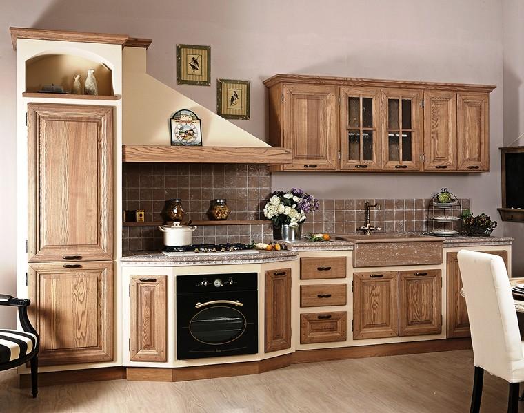 Cucine country e muratura paoletti arredamenti frascati for Cucine in muratura