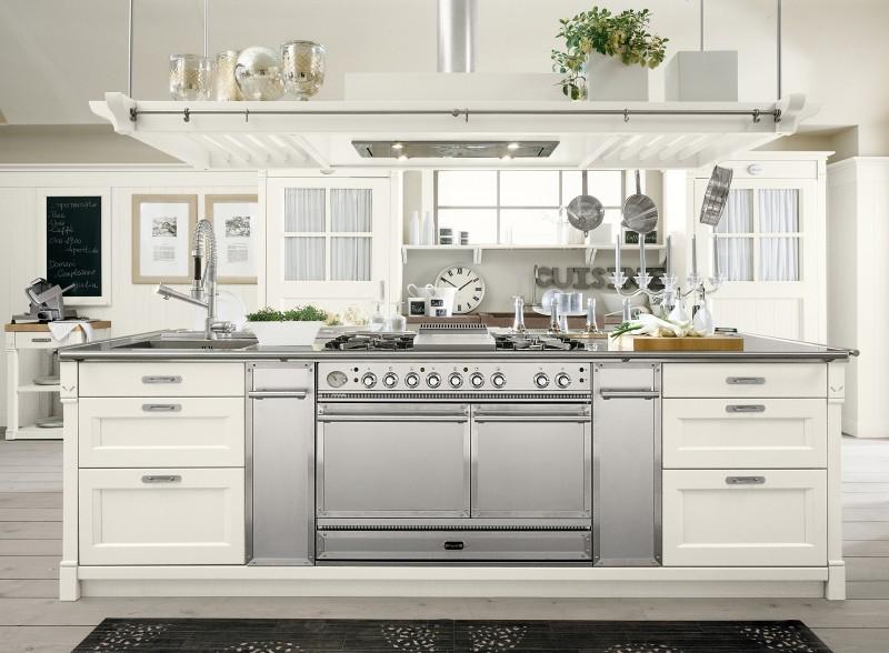 Cucine country e muratura paoletti arredamenti frascati - Cucina americana ...
