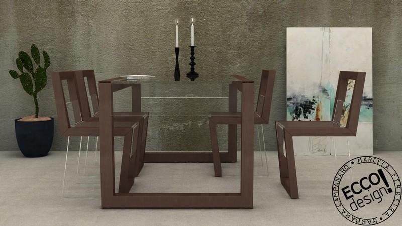 Sedie moderne in legno paoletti arredamenti frascati for Sedie moderne per tavolo in legno