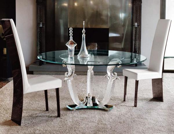 Tavoli In Cristallo Prezzi.Tavoli Design Paoletti Arredamenti Frascati
