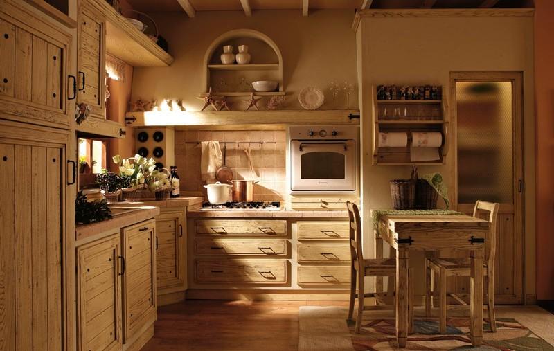 Cucine country e muratura - Paoletti Arredamenti Frascati