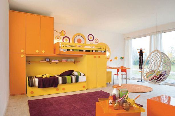 Camerette moderne paoletti arredamenti frascati
