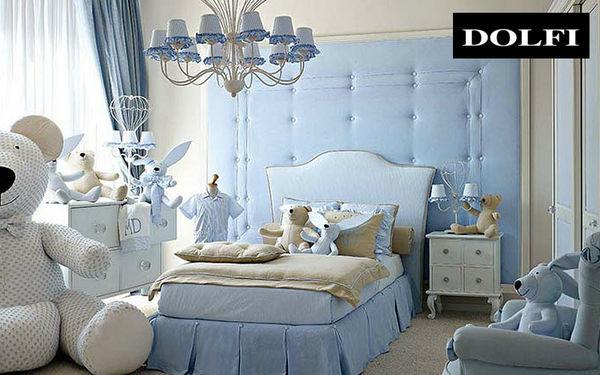 Cameretta Bianca E Azzurra : Camerette classiche paoletti arredamenti frascati