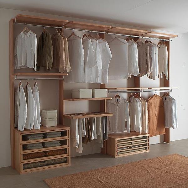 Cabine armadio paoletti arredamenti frascati - Cabine armadio in legno ...