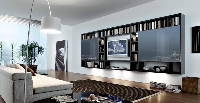 Emejing pareti attrezzate moderne pictures idee for C4 arredamenti