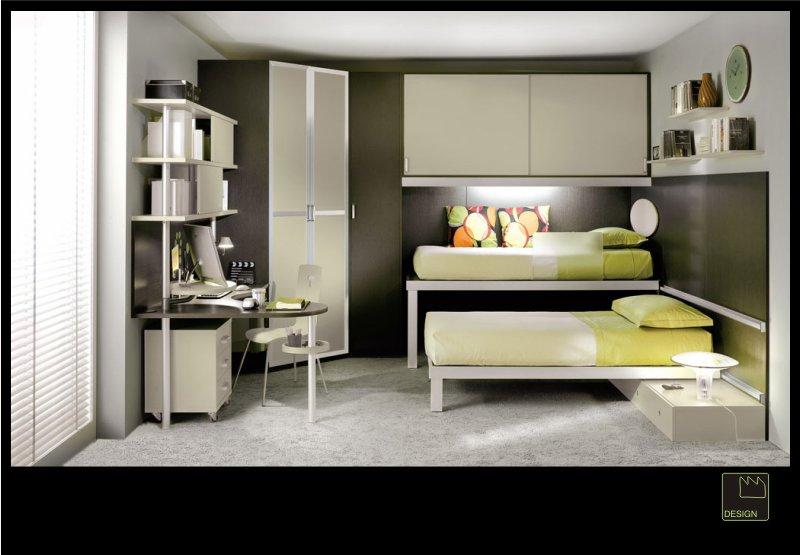 Camere Da Letto Per Single. Camere Da Letto Per Ragazzi Ikea Camere ...