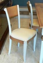 Accademia del mobile Florenzia Matilde sedia bicolore