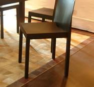 Sedie moderne in legno paoletti arredamenti frascati for Horm arredamenti