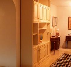 Pareti attrezzate classiche paoletti arredamenti frascati for San michele arredamenti